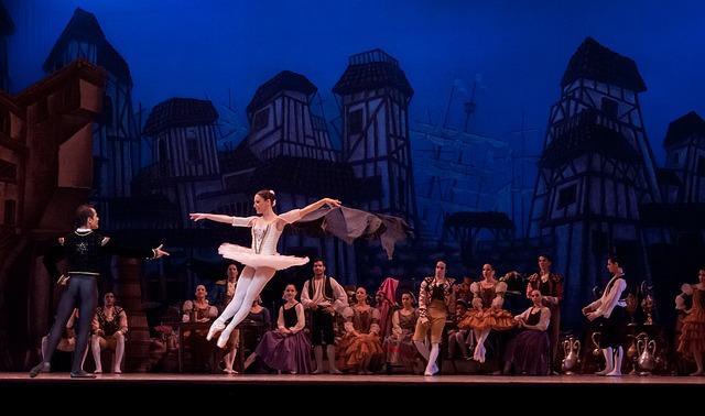 baletní představení